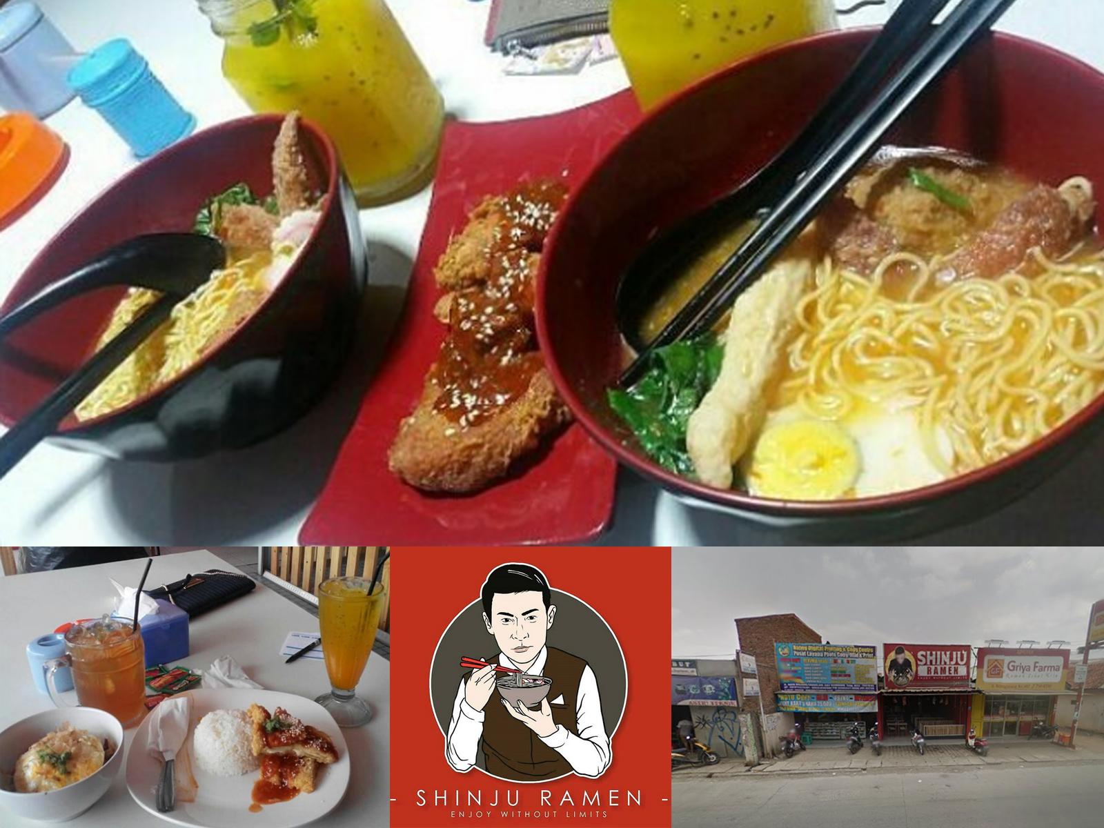 Shinju Ramen Bojongsoang, Tempat Kuliner dan Nongkrong Anak Muda - wisatabdg.com