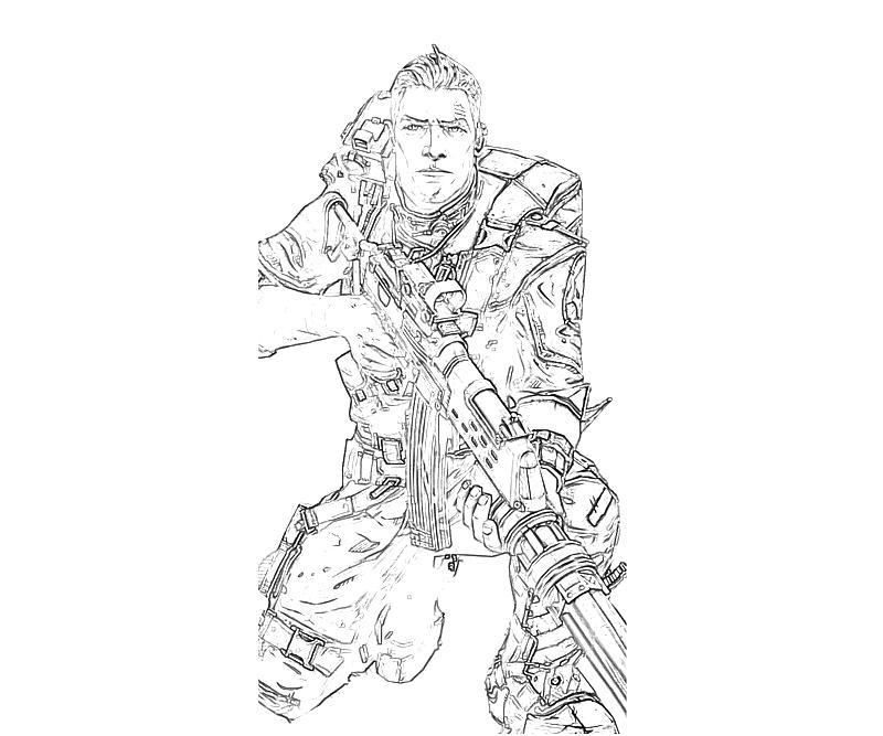 Borderlands coloring pages ~ Borderlands 2 Axton Characters   Yumiko Fujiwara