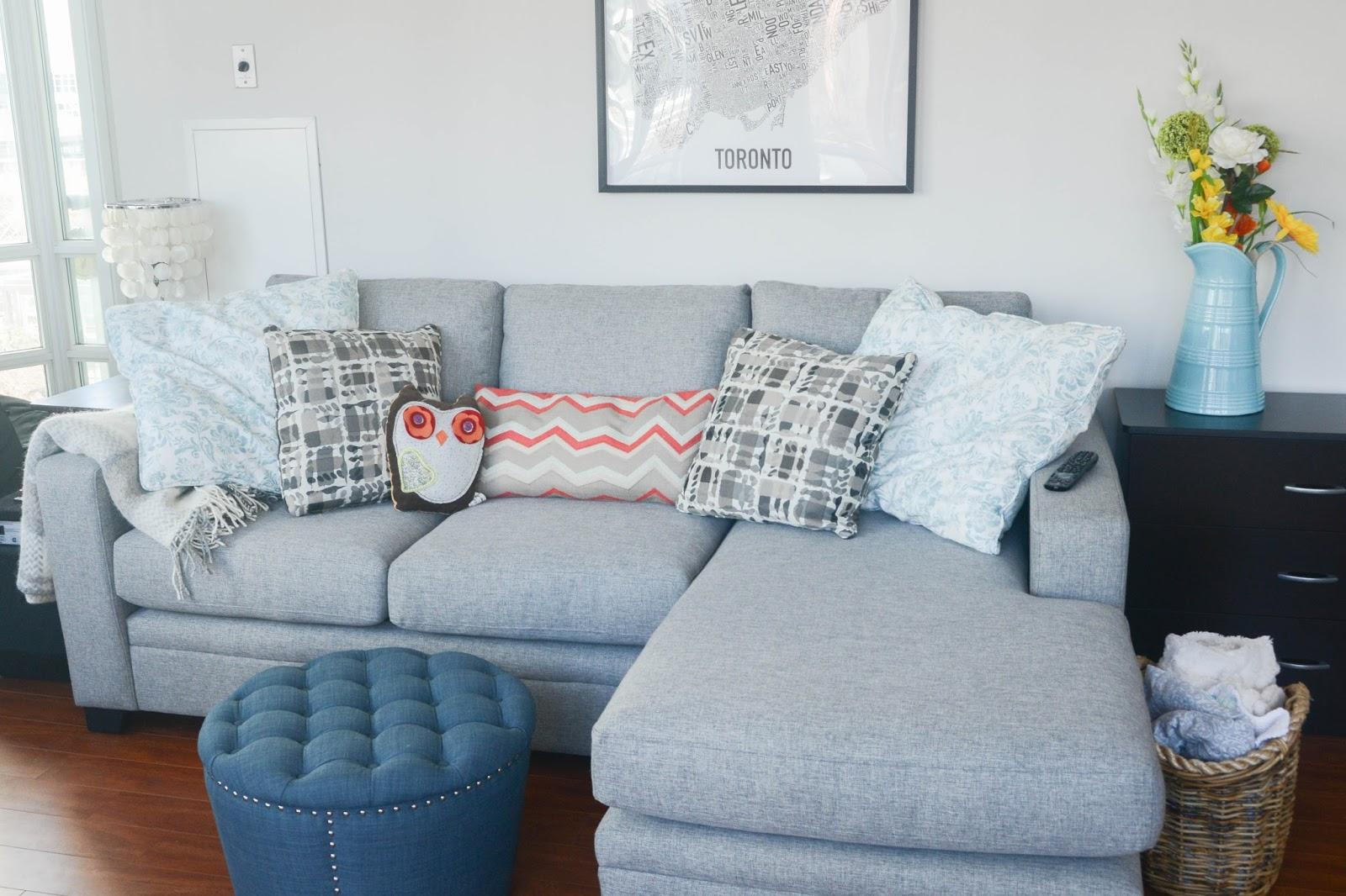 Waffling My New Stylus Sofa