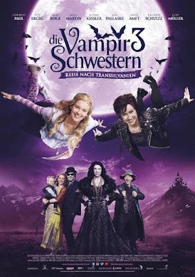 Die Vampirschwestern 3 2016 DVD Custom HD Latino