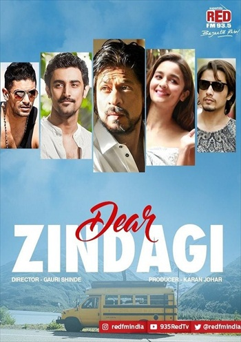 Dear Zindagi 2016 Hindi 720p HDRip 1.1GB
