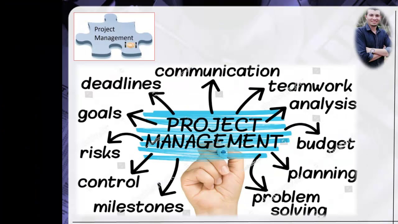 How to end the project management college graduated