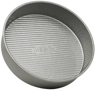 usa pan round baking pan