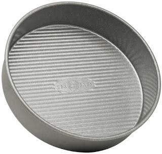 usa pan round baking pan