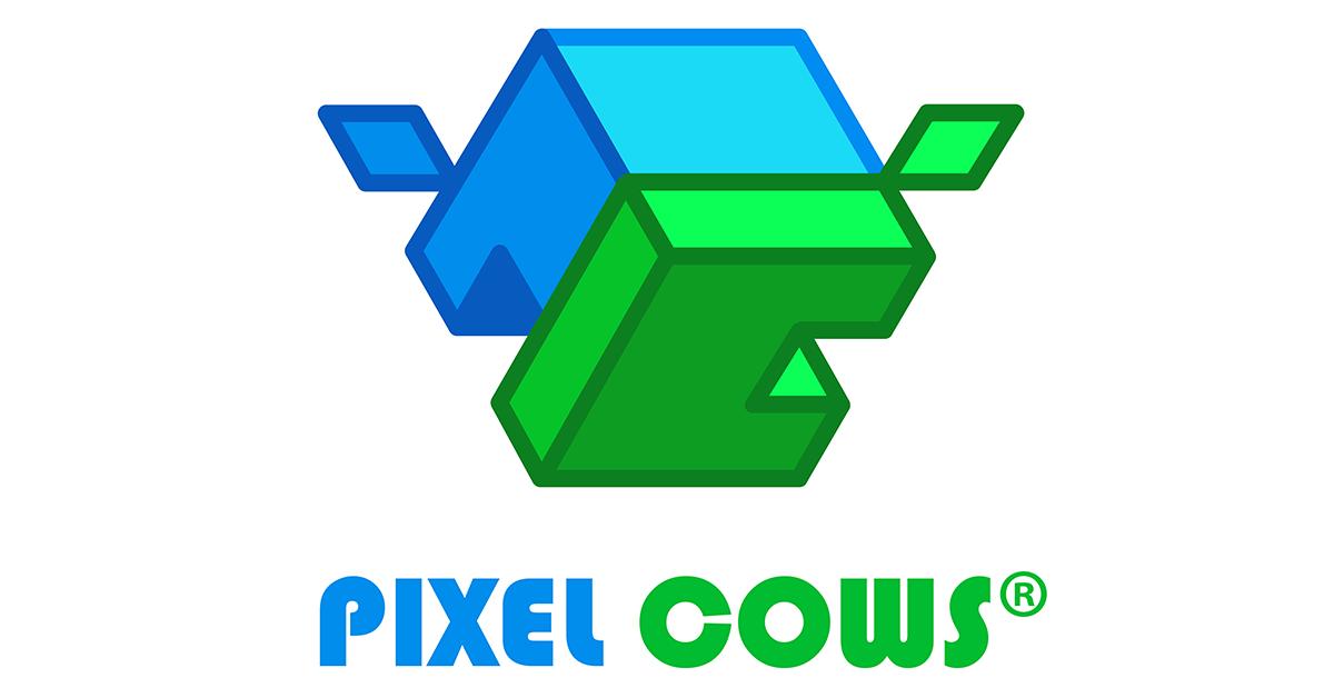 Pixel Cows