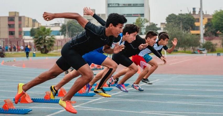 MINEDU inicia etapa macrorregional de Juegos Deportivos Escolares Nacionales «Daniel Peredo» en Lima - www.minedu.gob.pe
