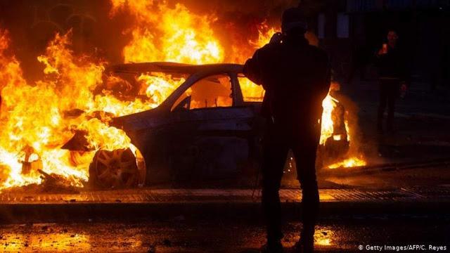 Chile bajo ataques terroristas. ¿Qué es lo que sucede?