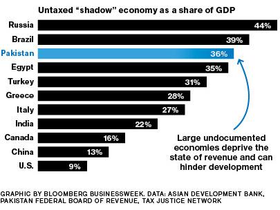 The Underground Economy of Unreported Income