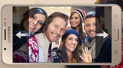 Grup Selfie Samsung Galaxy J7 2016