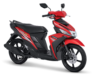 Pilihan Warna Red Yamaha Mio Z