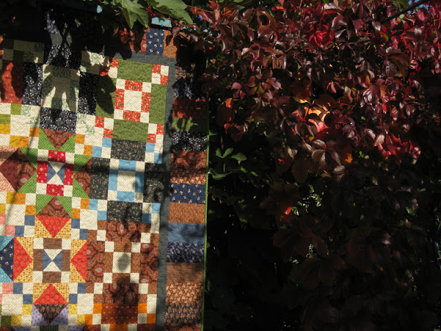 Folklore quilt