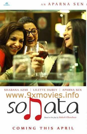 Sonata 2017 Hindi 480p HDRip 300mb