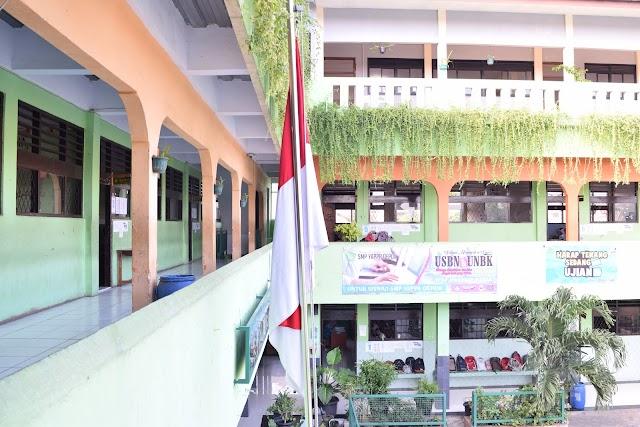 Daftar SMP di Kota Depok