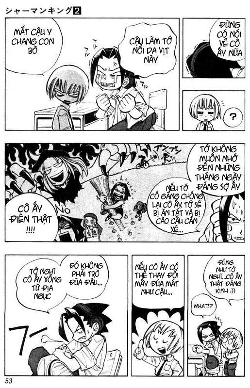 Shaman King [Vua pháp thuật] chap 11 trang 9
