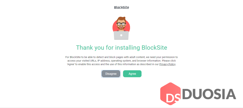 BlockSite Extensions