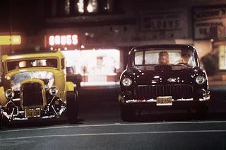 Escena película American Graffiti