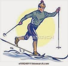 Skinny Skiing's Outspoken Ambassador