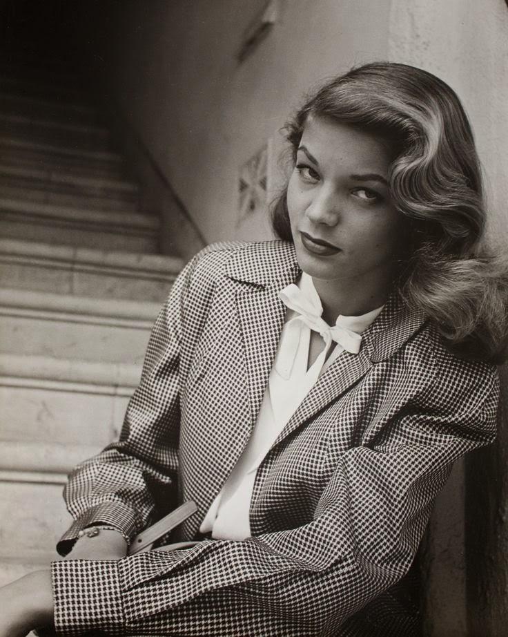 The Last Reel: RIP Lauren Bacall (1924–2014) Lauren Bacall Young