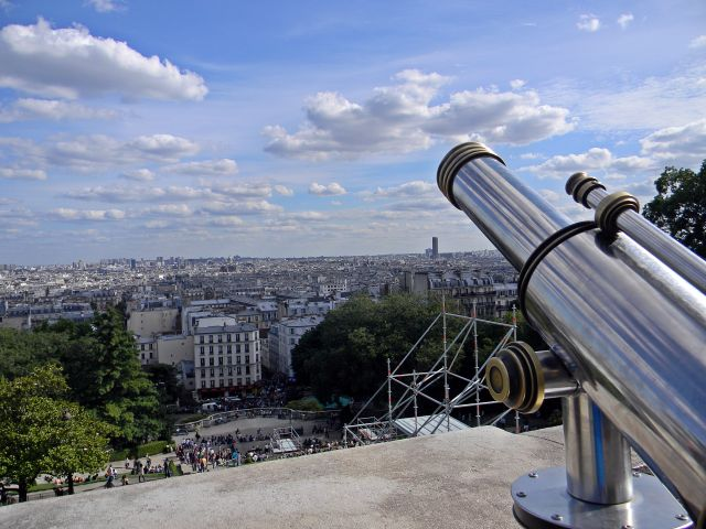 Francja, stolice Europy, widoki