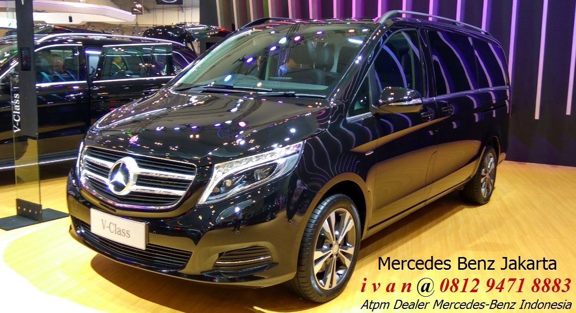 Spesifikasi mercedes benz v class v220d diesel 2017 for Top mercedes benz dealerships