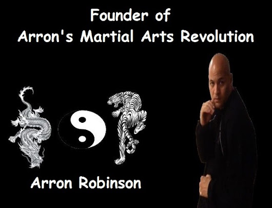 Tao of Arron's Martial Arts Revolution
