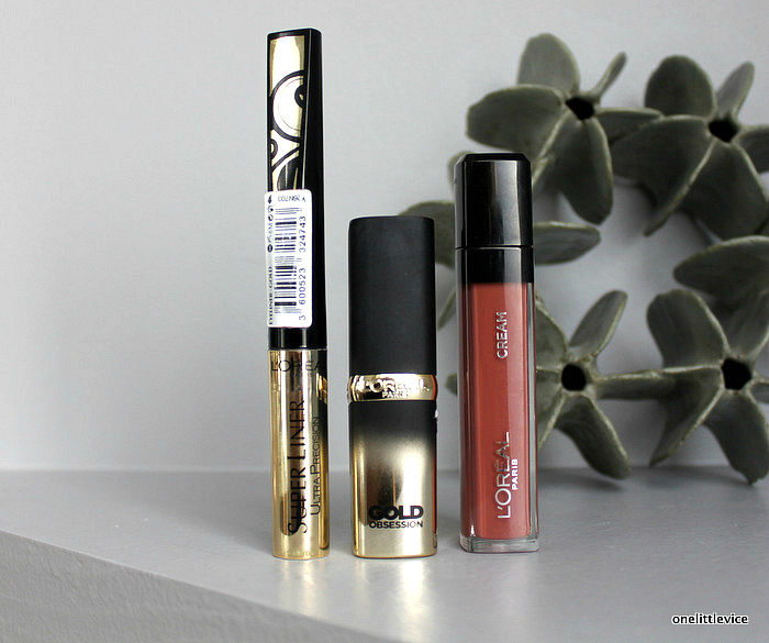 onelittlevice beauty blog: l'oreal makeup reviews