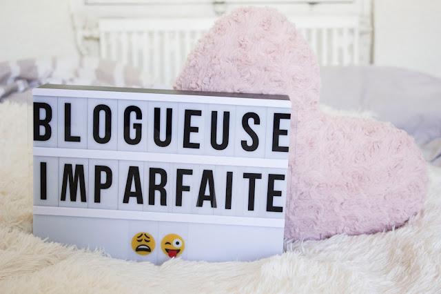 blogueuse imparfaite