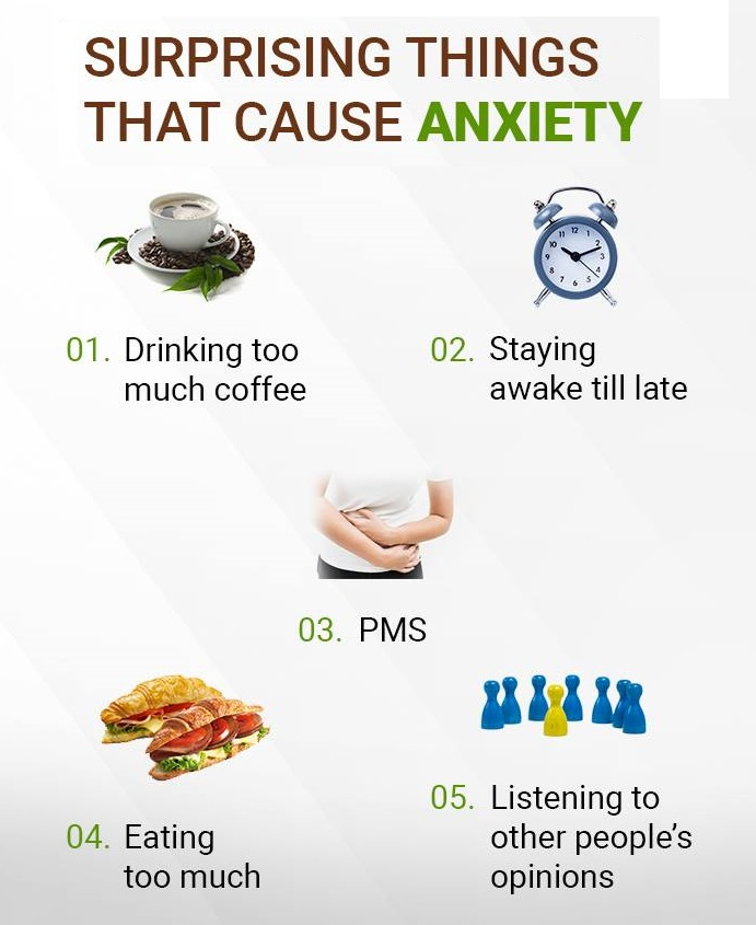 can diet help anxiety attacks