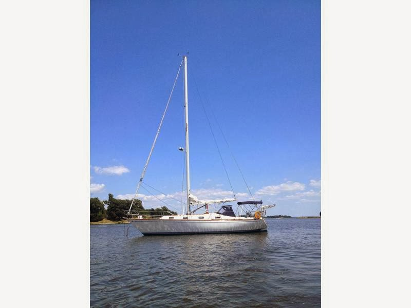 1982 Tartan 37 sailboat for sale in Maryland | Find Rental Boat and