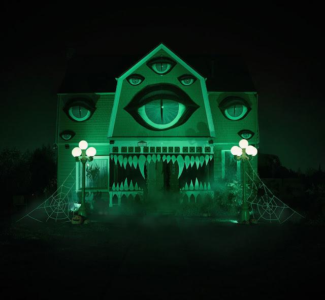 Monster House In California