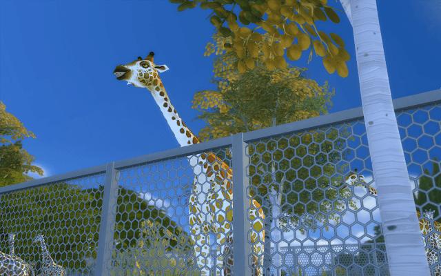zoo Sims 4 à télécharger