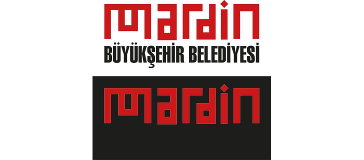 Mardin Büyükşehir Belediyesi Vektörel Logosu