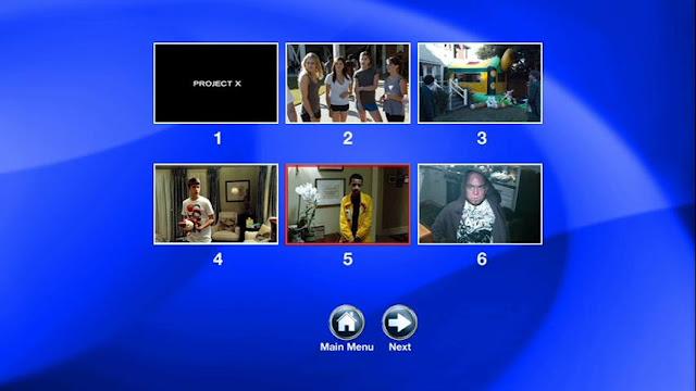 Project X DVDR NTSC Español Latino Descargar 2012