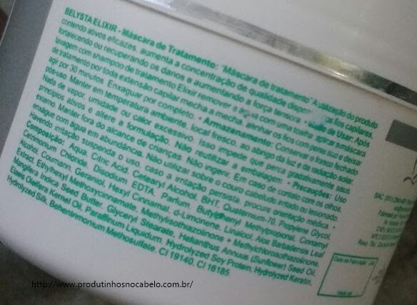 Belysta Elixir Profissional