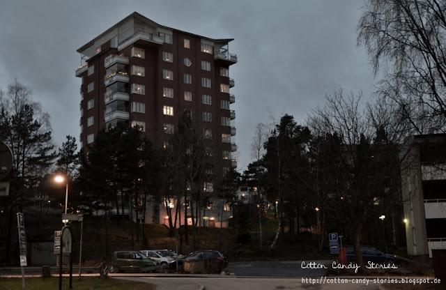 Schwedisches Wohnhaus