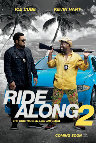 Ride Along 2 (BRRip 1080p Dual Latino / Ingles) (2016)