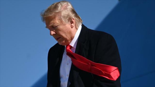Sondeo: Trump será derrotado en elecciones por su rival demócrata