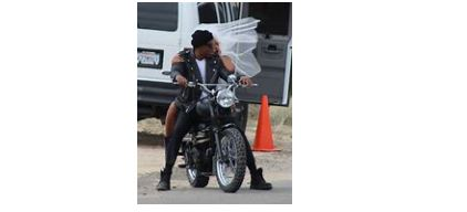 JAY Z AND BEYONCE CAUSE Wahala IN JAMAICA AS THEY GO BIKE RIDING DURING VIDEO SHOOT.