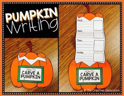 Pumpkin How To Writing