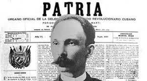 Periodico Patria, de José Martí