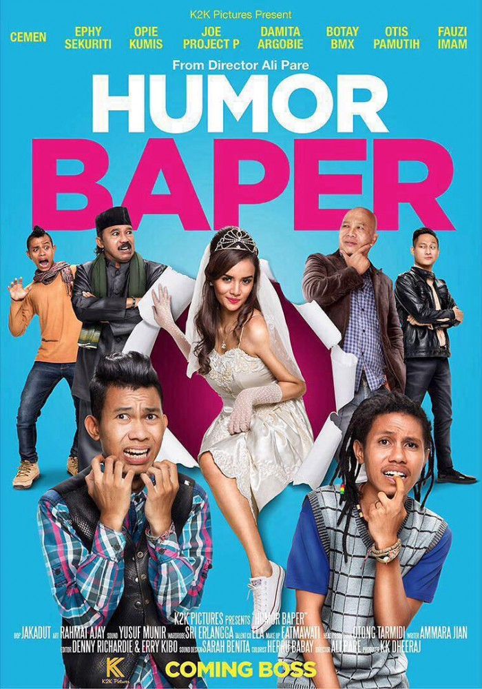 Download Humor Baper (2016) Full Movie