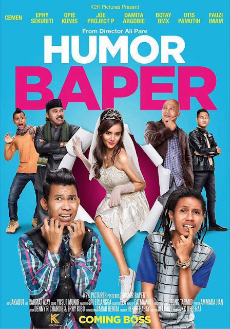 Humor Baper (2016)