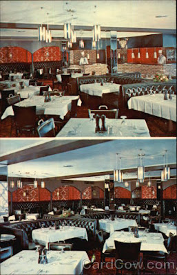 Rib and Sirloin Room, Belle Meade Motel Harrisonburg, Virginia  http://jollettetc.blogspot.com