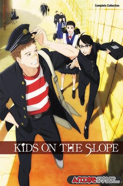 Kids on the Slope (12/12) [Audio Latino] [HD 720p]