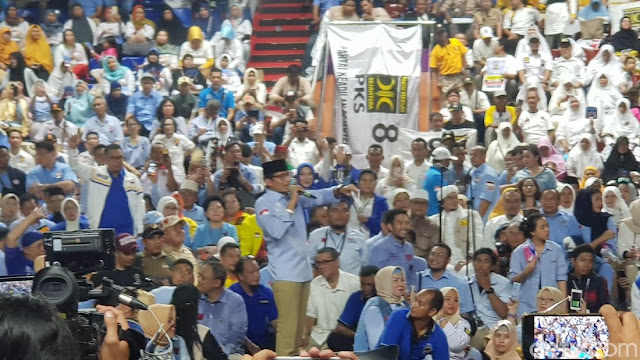 Sandiaga: Prabowo Fokus pada Sumber Daya Manusia