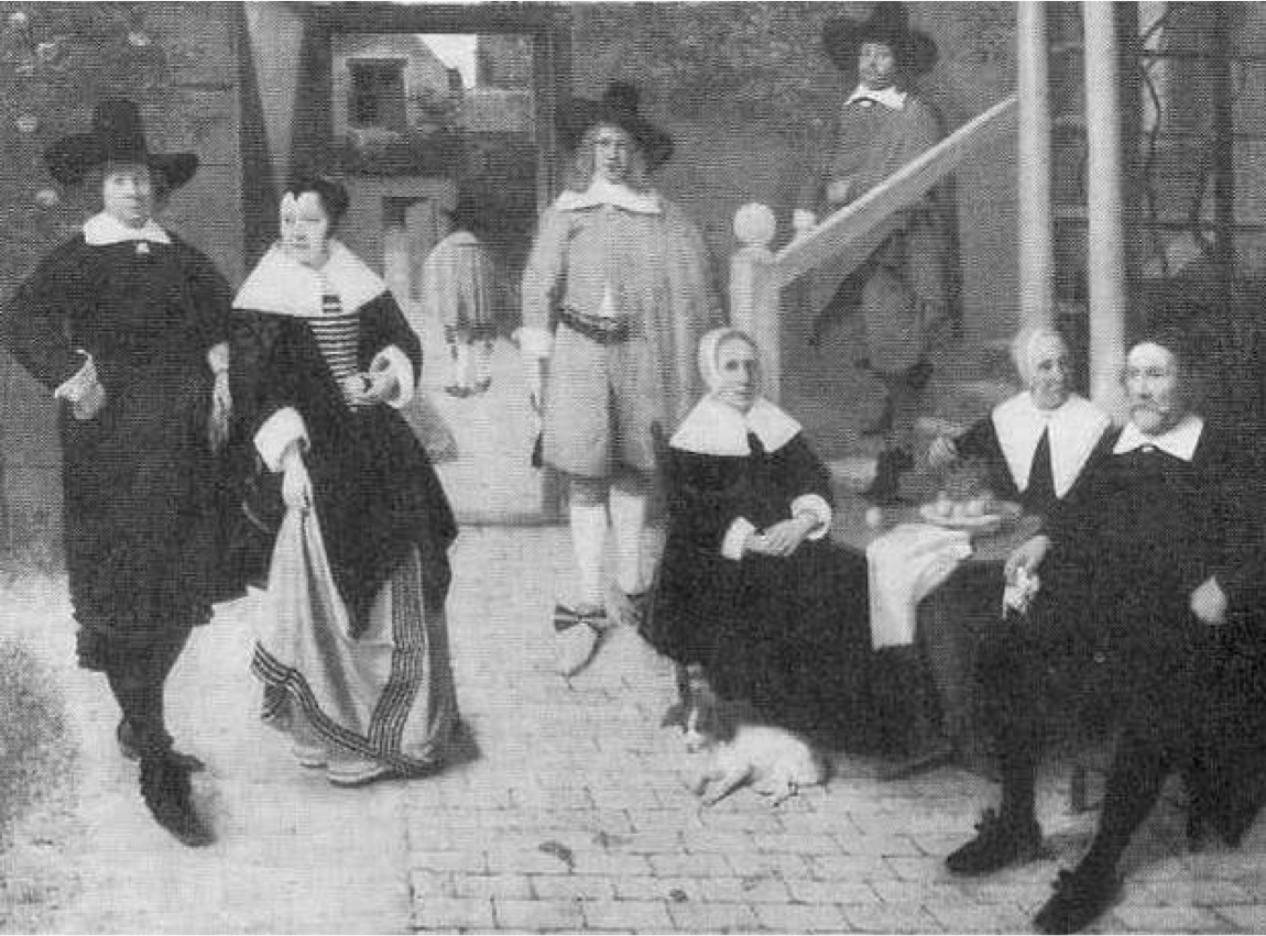 Puritan codes and puritan religion