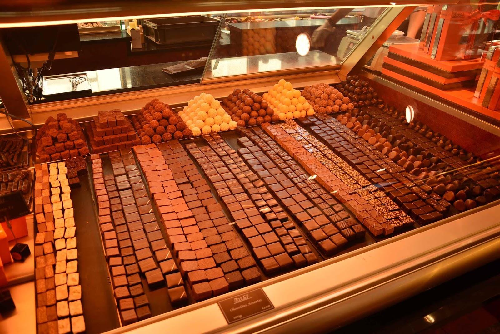 Swiss Chocolates of Geneva