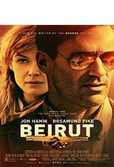 Beirut (2018) BRRip 1080p Latino AC3 5.1 / ingles AC3 5.1