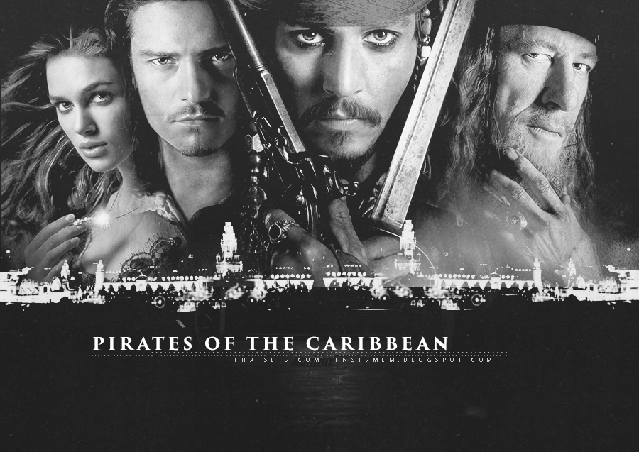 Pirates Caribbean| فعالية الماضي الاسود