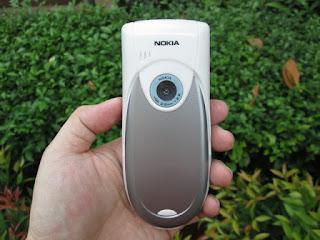 Hape Jadul Nokia 3660 Kolektor Item